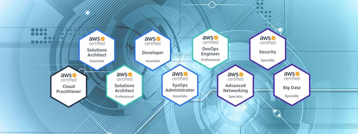 Webapper: AWS Cloud Certifications