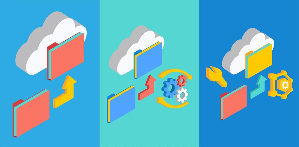 Webapper: Cloud Migration Services - Rehost Replatform Rearchitect